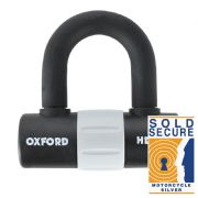 Oxford HD Max Disc Lock Black LK310